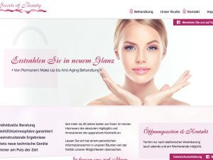 Bild zum Artikel: Secrets of Beauty in Hannover