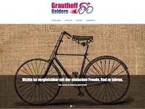 Bild zum Artikel: Fahrradzentrum Grauthoff Geldern