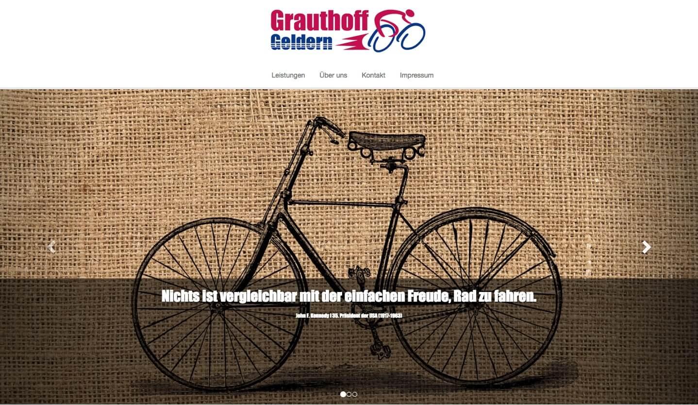 Image of Fachgeschäft für Fahrräder und E-Bikes: Fahrradzentrum Grauthoff in Geldern