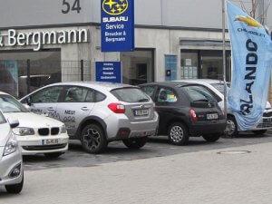 Bild zum Artikel: Starker Service: Autohaus Breucker & Bergmann GbR in Düsseldorf