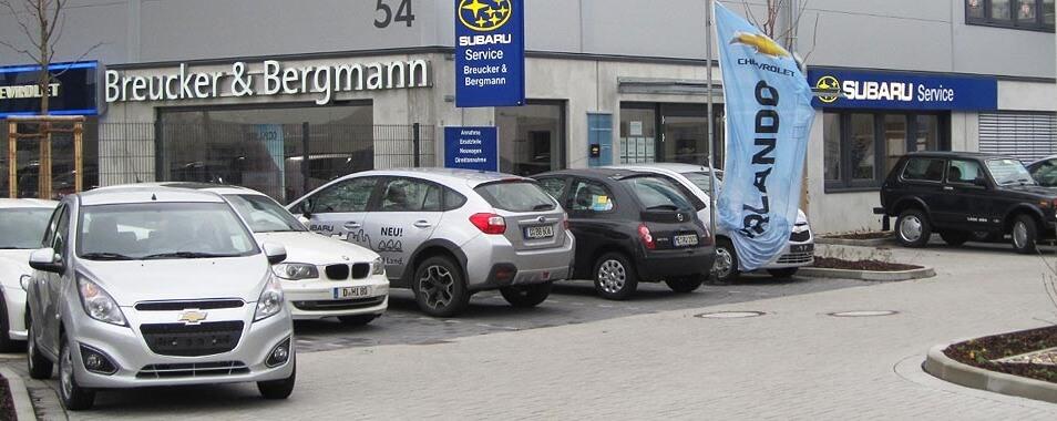 Image of Starker Service: Autohaus Breucker & Bergmann GbR in Düsseldorf