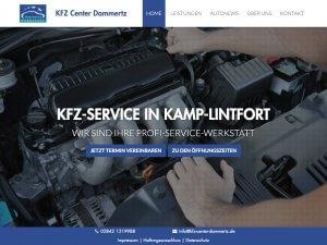 Bild zum Artikel: Full-Service Autowerkstatt: Kfz Center Dammertz in Kamp-Lintfort