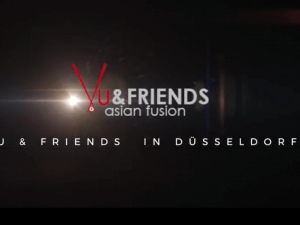 Bild zum Artikel: Feinste Sushi Spezialitäten: Vu & FRIENDS in Düsseldorf Unterbilk
