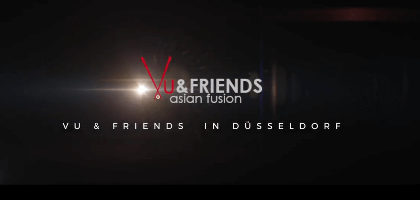 Image of Feinste Sushi Spezialitäten: Vu & FRIENDS in Düsseldorf Unterbilk