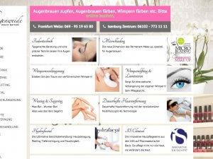 Bild zum Artikel: Augenweide – beauty matters in Frankfurt / Main