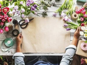 Bild zum Artikel: Blumen Iris in Hünxe