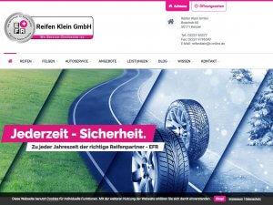Bild zum Artikel: Reifen Klein GmbH in Kerpen
