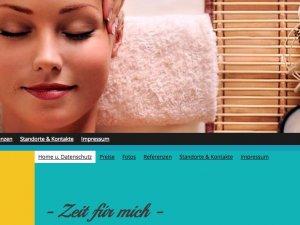 """Bild zum Artikel: Massagen und Entspannungskurse in Rheinberg: """"Zeit für mich"""" – Martina Nürenberg"""