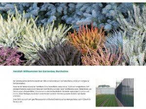 Bild zum Artikel: Renommierter Gartenbaubetrieb Bartholme in Bürstadt