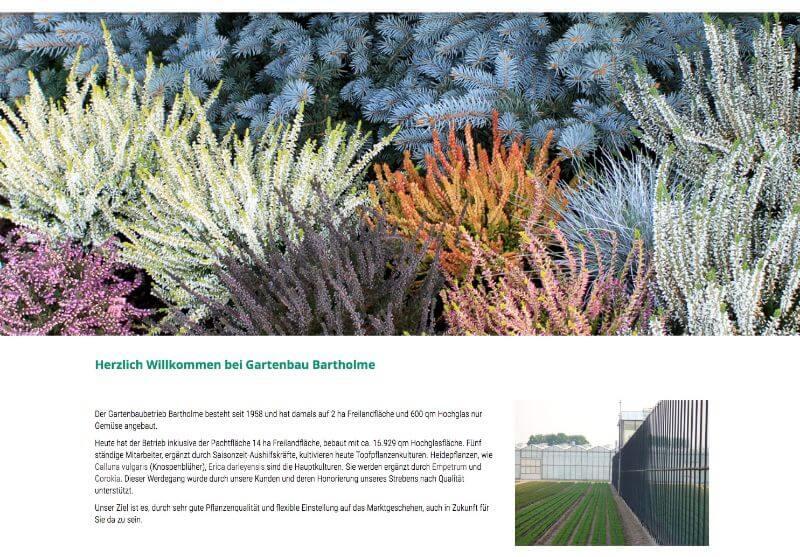 Image of Renommierter Gartenbaubetrieb Bartholme in Bürstadt