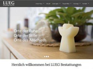 Bild zum Artikel: Einfühlsamer Bestatter in Bochum: Lueg Bestattungen