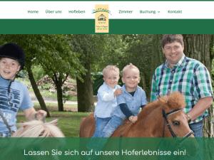 Bild zum Artikel: Erholungsurlaub im Grünen: Ferienhof Bettmann in Ennigerloh