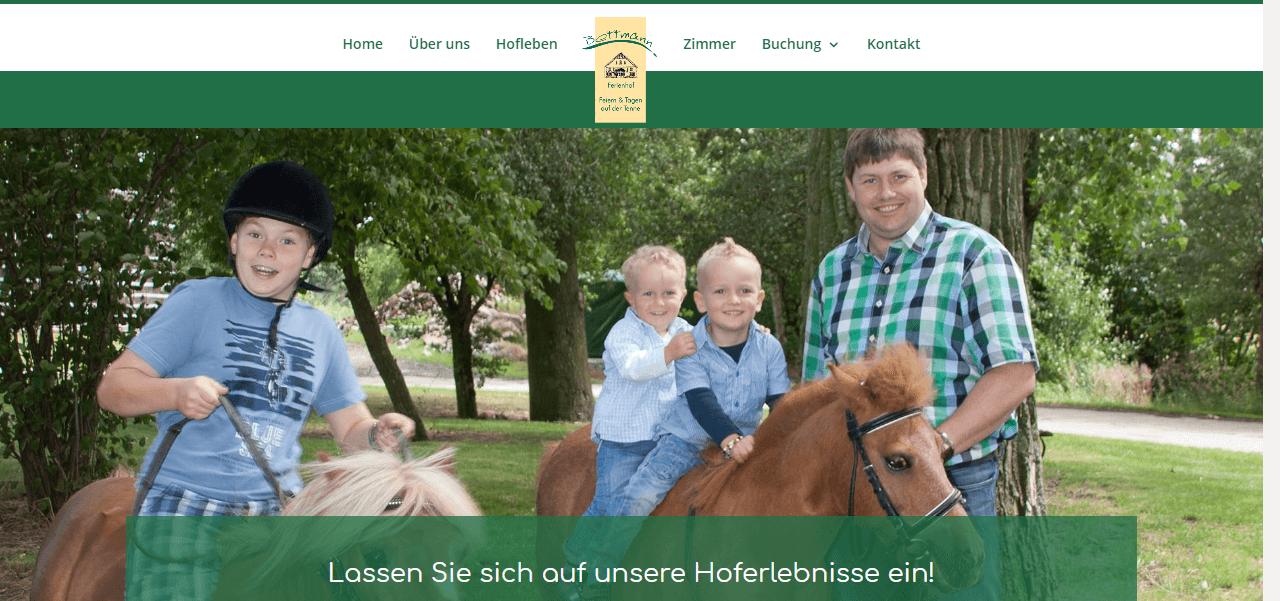 Image of Erholungsurlaub im Grünen: Ferienhof Bettmann in Ennigerloh