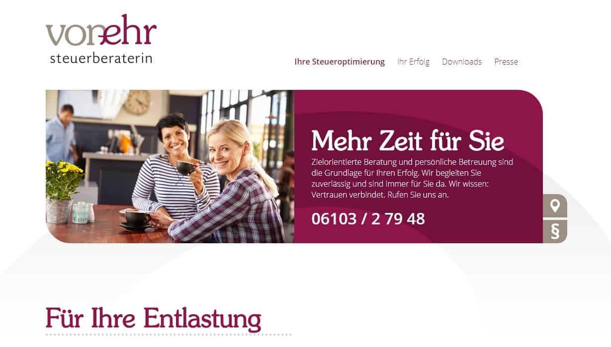 Image of Zuverlässige Steuerberatung: Roswitha von Ehr in Langen
