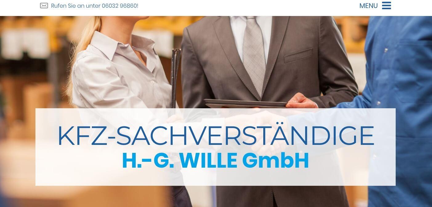 Image of Freies Kfz-Sachverständigenbüro für technische Gutachten: H.-G. Wille GmbH in Bad Nauheim