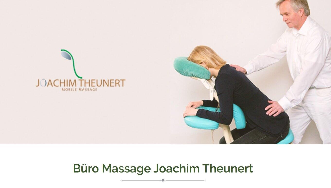 Image of Mobile Massage in Nürnberg: Heilpraktiker Joachim Theunert