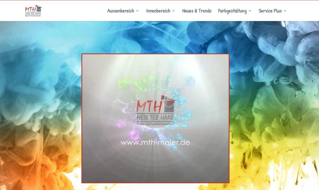 Image of Malerbetrieb Meik ter Haar: Kompetenter Maler und Lackierer in Mülheim an der Ruhr
