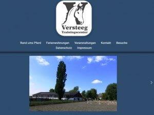 Bild zum Artikel: Trainingscenter Versteeg GmbH in Kevelaer: Freundliche Unterkunft für Mensch und Pferd