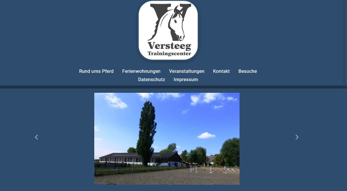 Image of Trainingscenter Versteeg GmbH: Professionell Reiten lernen in Kevelaer