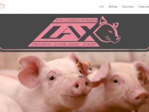 Bild zum Artikel: Lax Stalleinrichtung Geldern: Moderne Schweinezucht dank innovativer Ferkel-Fütterungsmaschine
