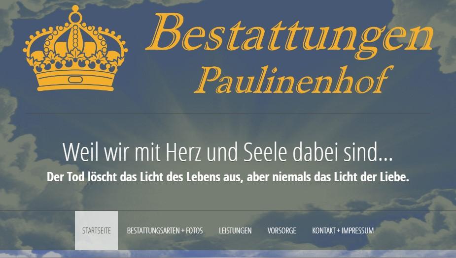 Image of Authentische Beerdigungen bei Bestattungen Paulinenhof in Köln