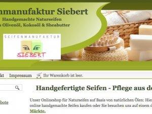 Bild zum Artikel: Hochwertige Seifen ohne Palmöl von der Seifenmanufaktur Siebert in Köln